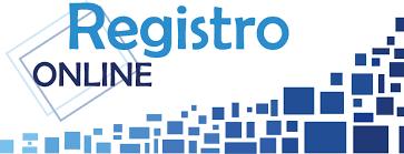 Registro on-line